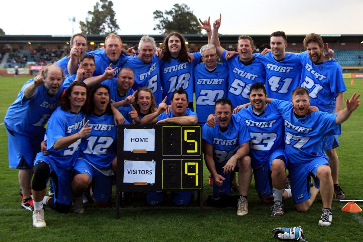 Sturt Lacrosse Club – Mens' Div 2 Team
