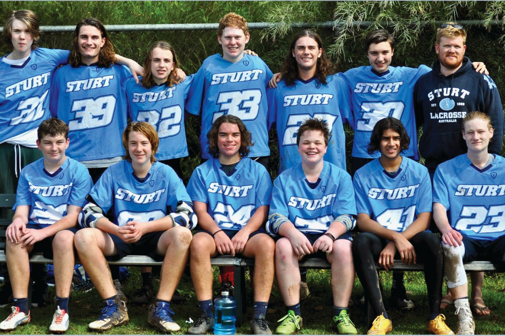 Sturt Lacrosse Club – u17 boys team